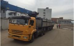 Манипулятор КАМАЗ 65116 длинномер